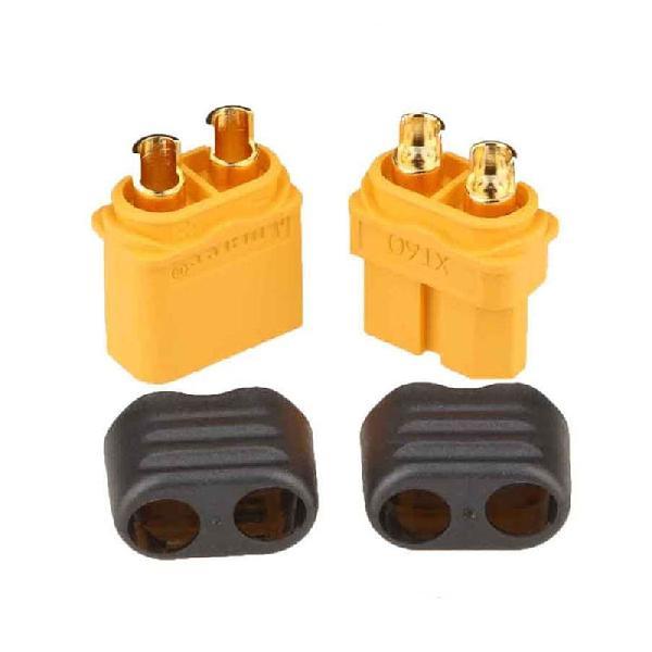 CONECTOR XT60 Plus VARIOS COLORES (367)