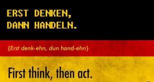Hablar alemán asegura el empleo