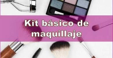 kit basico de maquillaje