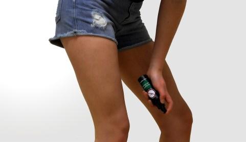 mejor maquillaje para piernas