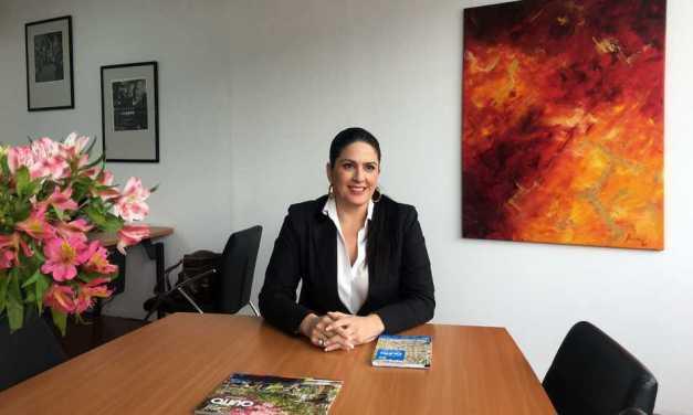 Verónica Sevilla, nueva Gerenta General de Quito Turismo