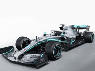 Mercedes W10 2019