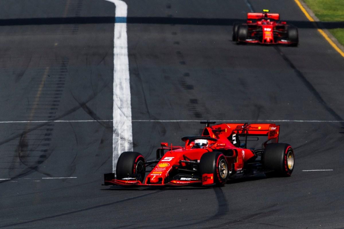 Ferrari debe replantearse sus opciones de carrera