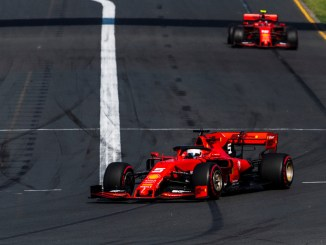 Ferrari Australia 2019