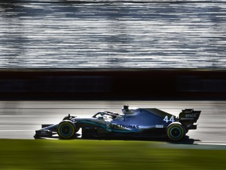 2019 Australian Grand Prix, Friday - Lewis Hamilton