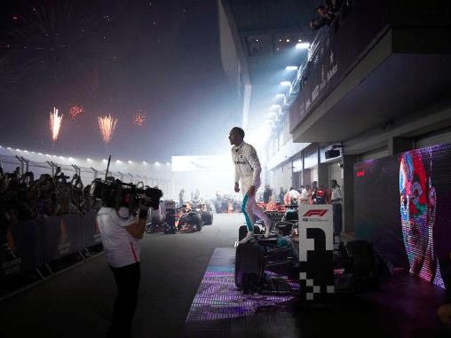Mercedes 2018