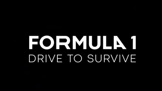 Netflix drive to survive formula1