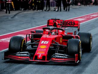 Charles Leclerc - Ferrari - Barcelona pretemporada