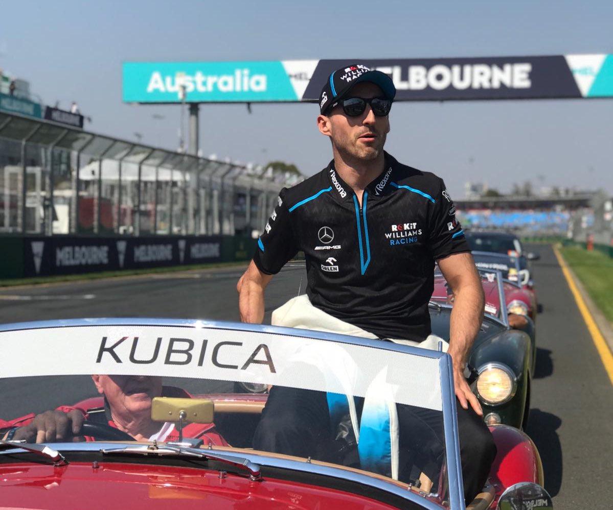 Kubica no se arrepiente de la vuelta a la Fórmula 1
