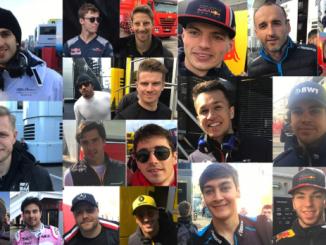 Pilotos F1 2019