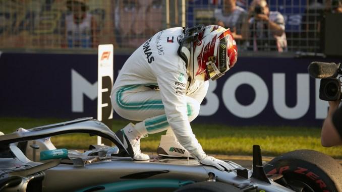 Clasificacion Lewis Hamilton