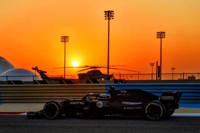 Fernando Alonso Bahrein