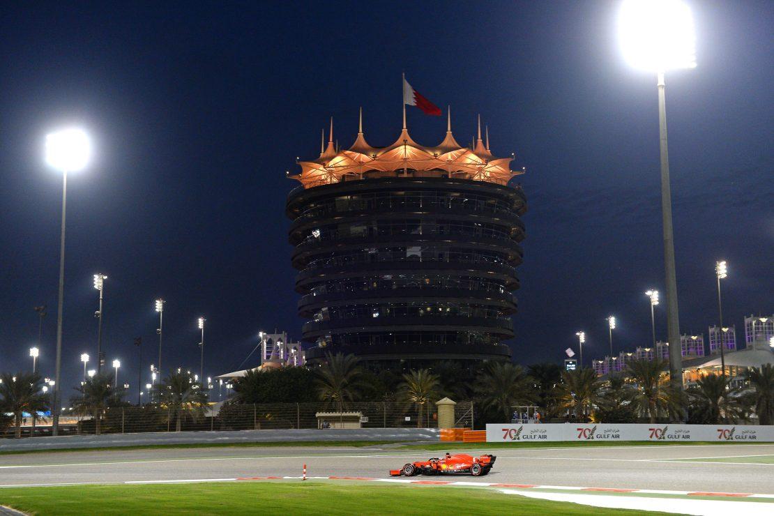 Ferrari - Bahrein 2020