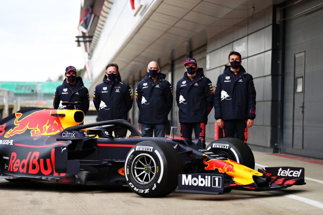 Red Bull Racing Silverstone
