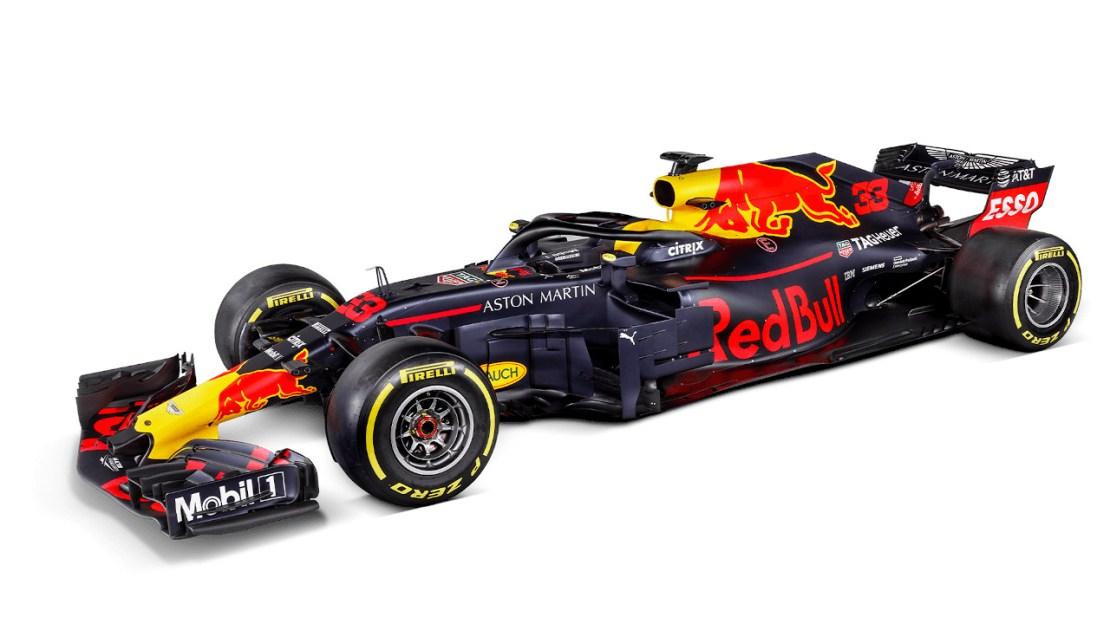 Red Bull RB14 (2018)