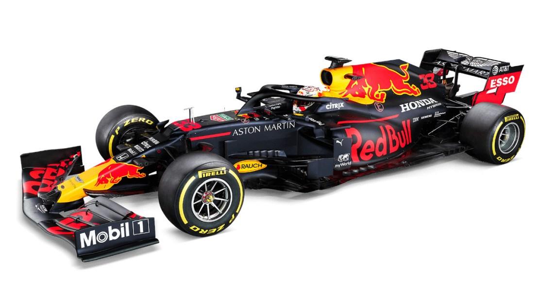 Red Bull RB16 (2020)