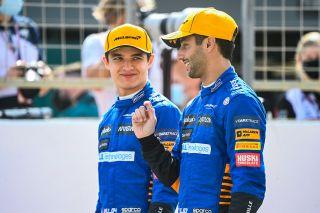 Tests F1 Bahrein Norris Ricciardo