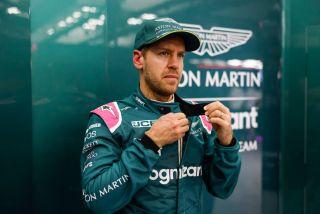 Tests F1 Bahrein Vettel