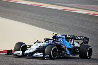 Tests F1 Bahrein Latifi