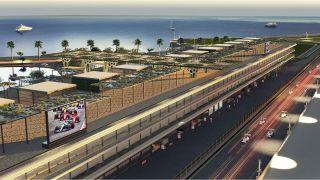 Arabia Saudí F1