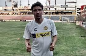Héctor Mancilla está en el Dorados de México.