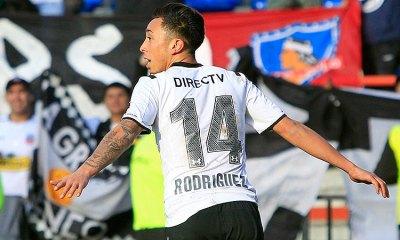 Martín Rodríguez fue la figura del partido. Anotó el 2 a 0.