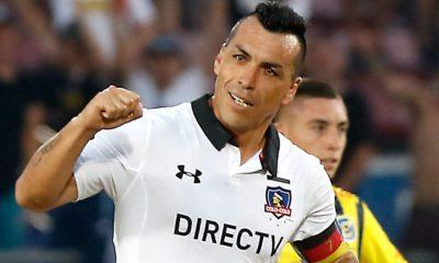Esteban Paredes fue la gran figura en la final. Dos goles suyos aportaron para el título albo en la Copa Chile.