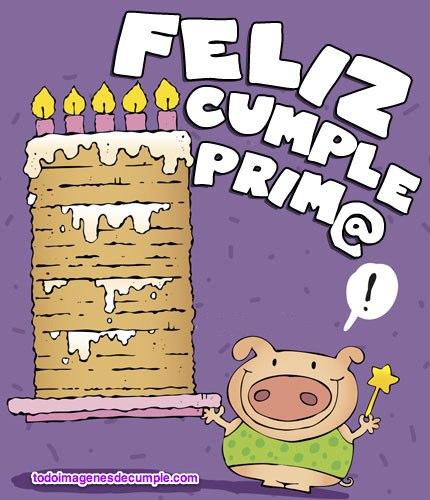 imagenes de cumpleaños para los primos
