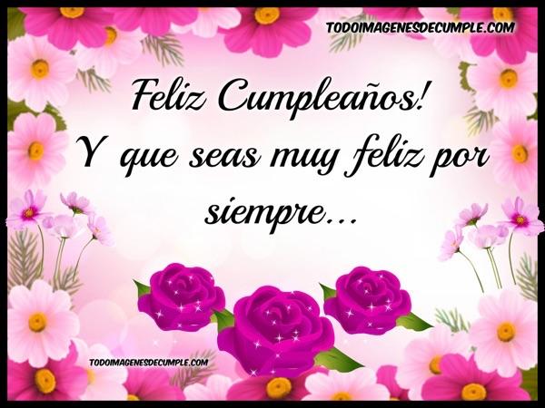 Tarjetas_de_cumple_con_flores Imágenes De Cumpleaños