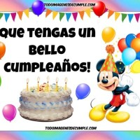 Imágenes de cumpleaños para niños