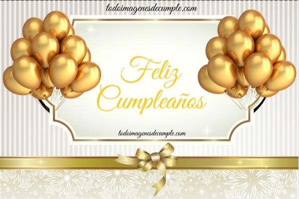 100 Mejores Imágenes De Cumpleaños 2019