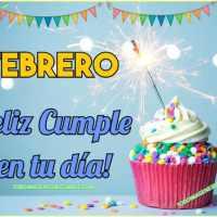 Imágenes de cumpleaños mes de FEBRERO para descargar gratis
