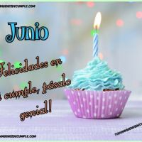 Imágenes de cumpleaños mes de Junio para descargar gratis