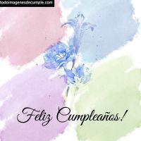 +30 Imágenes de cumpleaños delicadas y femeninas para mujeres