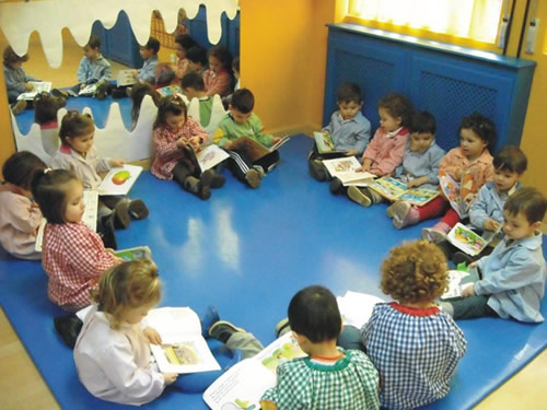 Educación infantil-Ropa infantil