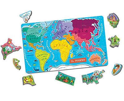 Fiesta infantil-Puzzle