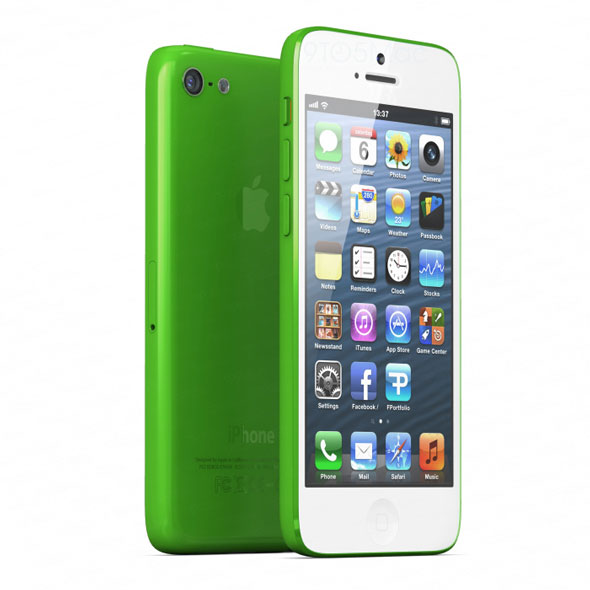 iphone-low-cost-verde