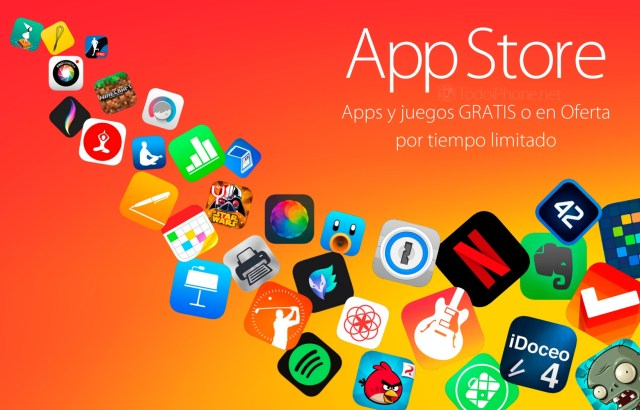 Apps Y Juegos Gratis O En Oferta Para Iphone Y Ipad 19 09 17