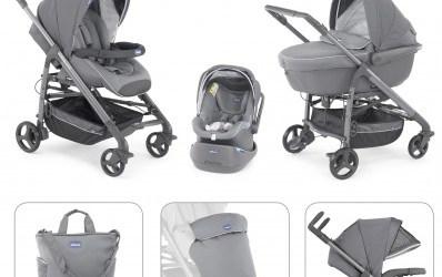 Que carrito de bebé usar según la edad