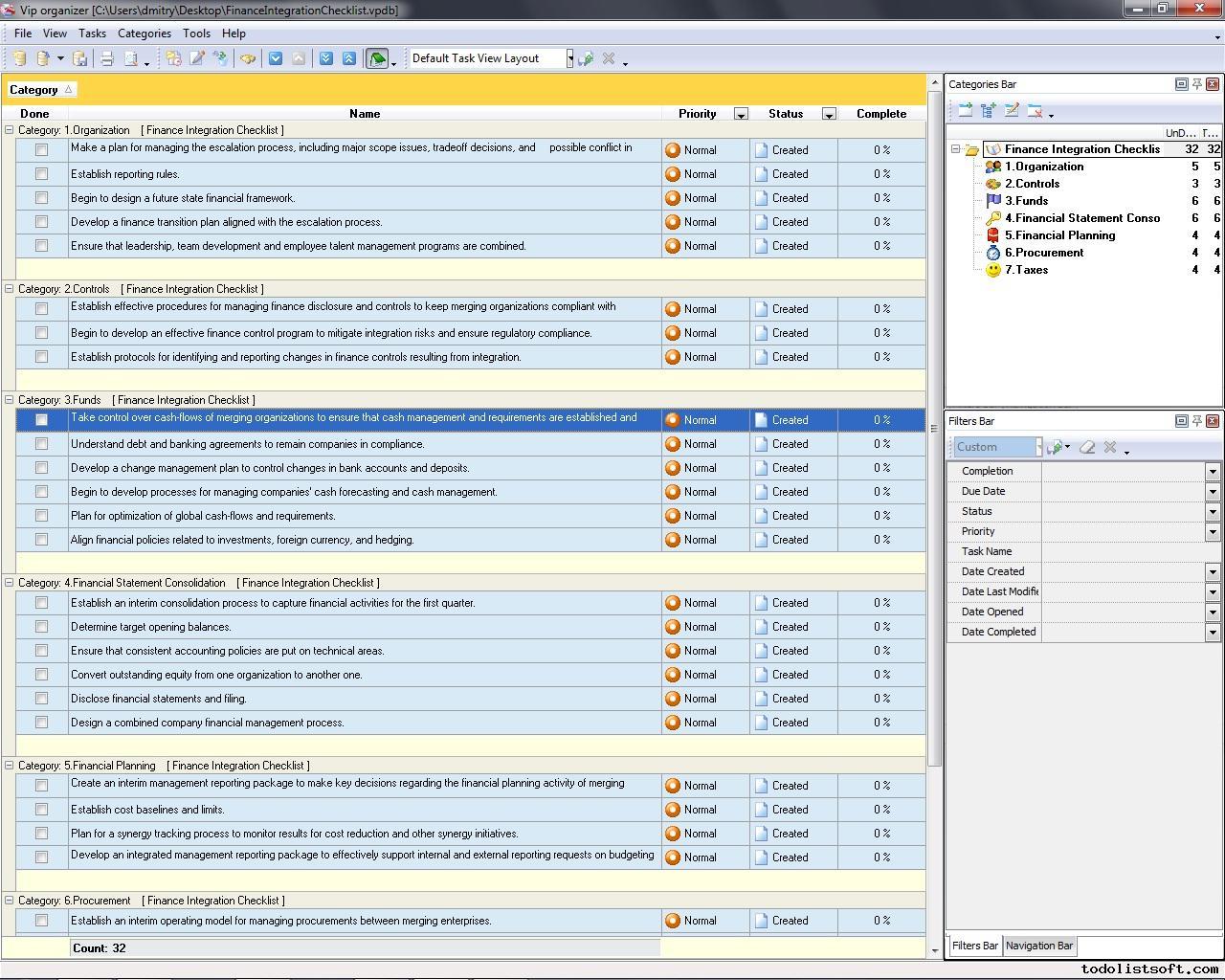 Finance Management Templates