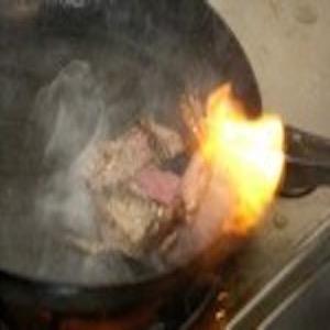 TodoMenaje-Sartén fuego en el mango