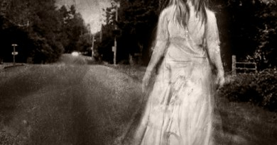 Espíritus o Fantasmas