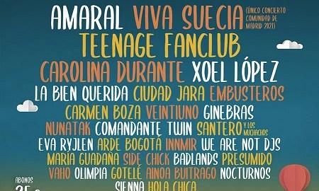 Cartel del Festival Gigante