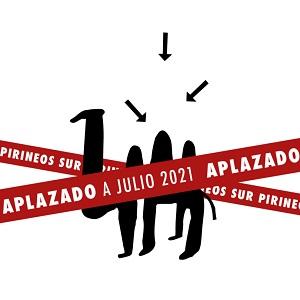 Logo del festival Pirineos Sur