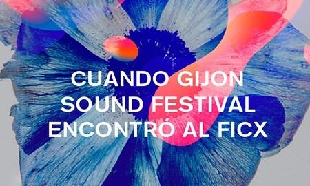 Cartel del Gijón Sound Festival