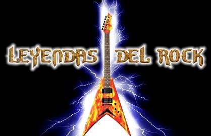 Logo del Leyendas del Rock