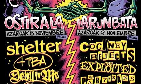 Cartel del Gasteiz Calling