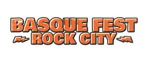Logo del Baque Fest Rock City