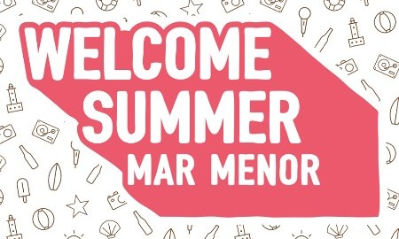 Logo del Welcome Summer Mar Menor