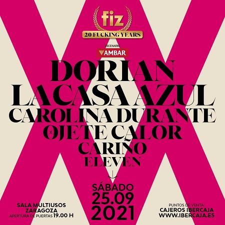Cartel del Fiz Festival